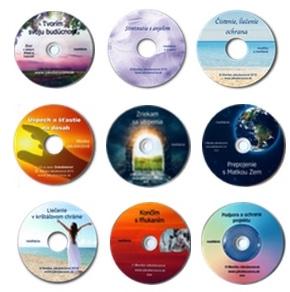 Meditačné CD